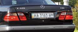 Mercedes W210  после 2000 г.