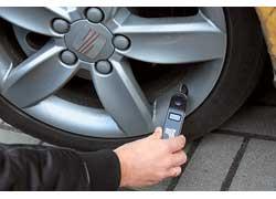 Пониженное давление в шинах может ухудшить разгонную динамику, так как повышается сопротивление качению колес.