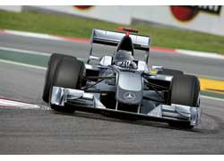 F1. Mercedes GP