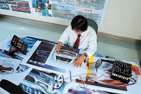 Центр проектирования и развития корейского концерна Hyundai-Kia Corporation