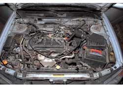 Линейка агрегатов Primera разнообразнее– есть три бензиновых двигателя иодин дизельный, объемом от 1,6 до 2,0 л.