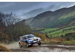 IRC. Шотландия 20-21 ноября