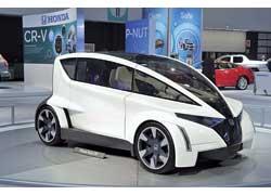Концепт Honda Personal-Neo Urban Transport (P-NUT)