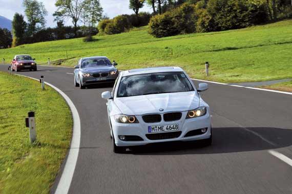 BMW Driving School