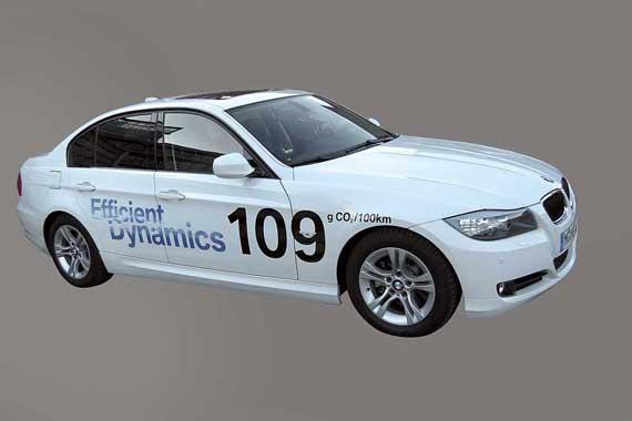BMW 320d EfficientDynamics Еdition