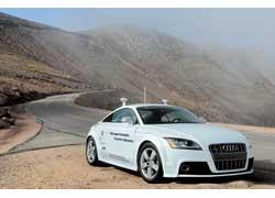 Audi TTS quattro