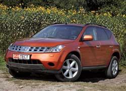 Nissan Murano 2003–2008 г. в.
