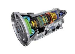 Новый «автомат» установят на пикап Ford F-Series SuperDuty c бензиновыми и дизельными моторами V8.