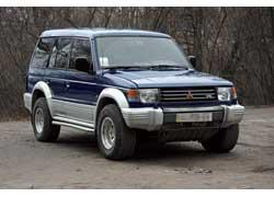 Mitsubishi Pagero II