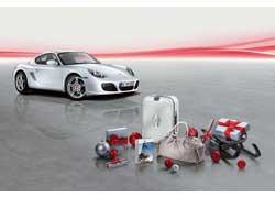 Новогодние подарки от Porsche