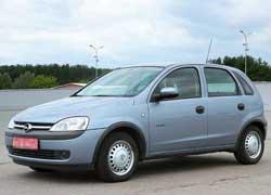 Opel Corsa (С) 2000–2006 г. в.