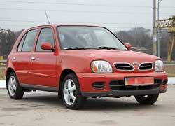 Второе поколение Nissan Micra