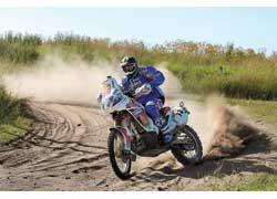 Введения ограничений на мотоциклы с моторами более 450 см3 повышает шансы на победу Давида Фретинье. Год назад он был третьим.