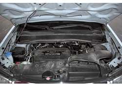 Для экономии топлива Pilot даже отключает несколько цилиндров мотора. Это позволило ему стать самым экономным.
