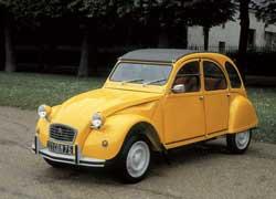 2СV 1949–1990 г. в.