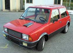 В 1983–1989гг. вИталии выпускалась малолитражка Innocenti Turbo подэлитным брендом deTomaso.