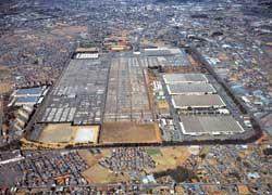 Subaru является одним из пяти подразделений концерна Fuji Heavy Industries, Ltd. Большинство моделей марки производится на заводе в Японии.