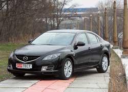 Вторая генерация Mazda6