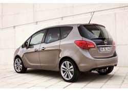 Новое поколение Opel Meriva поступит к европейским дилерам летом нынешнего года. Поставки вУкраину пока непланируются.