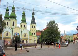 Кафедральный собор Почаевской иконы Божьей Матери.