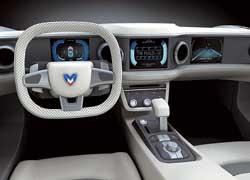 Уже в базовой комплектации Marussia оснащена премиум-аудиосистемой Bose, беспроводной связью Bluetooth, камерами заднего вида и навигацией.