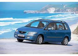 Mazda Premacy 1999 г.