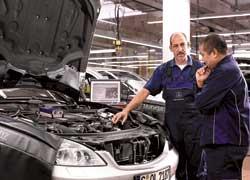 Новый сервисный центр Mercedes-Benz «Петровка-Авто»