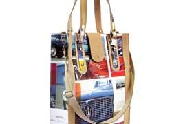 Коллекция сумок ручной работы