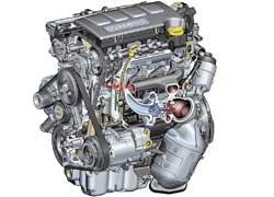 Мотор Opel Meriva