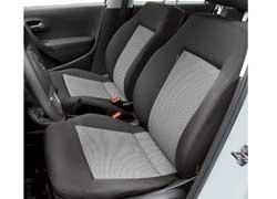 Даже в самой простой версии водительское кресло оснащено