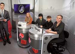 Призы были разыграны в присутствии специальной комиссии в эфире Первого Автомобильного телеканала.