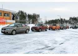 Всеукраинской акции «Автомобиль года в Украине 2010»