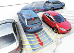 Компания Bosch представила для рынка aftermarket, т. е. для рынка запчастей, системы «парк-пилот» с новым поколением ультразвуковых датчиков URF7, которые не уступают оборудованию для заводской комплектации.