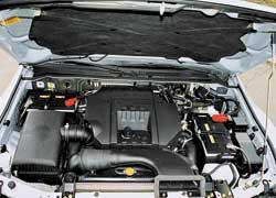 Чаще всего у нас встречаются Pajero с бензиновым мотором GDI 3,5л, а «бензинки» 3,0л и турбодизель 3,2л– значительно реже.