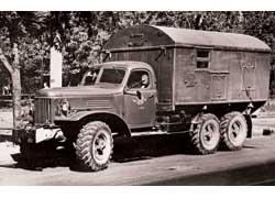 грузовой кузов фургон