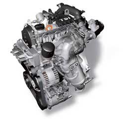 Мотор Seat Ibiza ST