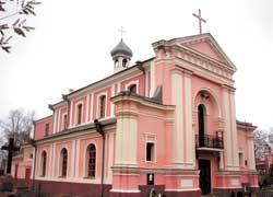 Костел Святой Варвары (1759 г.)