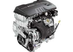 Около $500 млн. собирается инвестировать компания General Motors в создание нового семейства экономичных и экологически чистых моторов семейства Ecotec.
