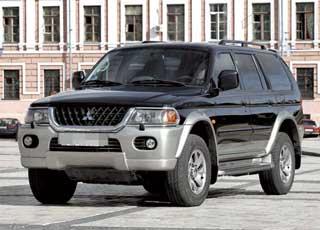Mitsubishi Pajero Sport 1999–2008 г. в.