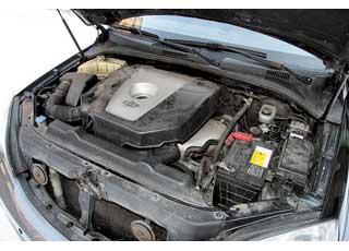 Самый распространенный агрегат Sorento – турбодизель 2,5 л. Намного меньше авто с «бензинками» 2,4л (нафото), а топовые версии 3,3 и 3,5л попадаются еще реже.