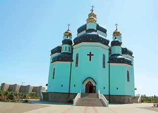 Спасо-Преображенский кафедральныйсобор