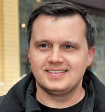 Евгений Кравец