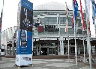 В крупнейшей выставке автозапчастей и оборудования «Автомеханика'2010», которая пройдет с 14 по 19 сентября 2010 г. во Франкфурте-на-Майне, примут участие и украинские компании.