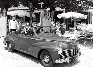 2-местный кабриолет