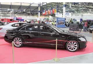Автосалон Kyiv Automotive Show 2010, который должен был открыться в мае, не состоится.