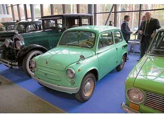В этом году ЗАЗ-965 празднует юбилей– 50 лет с начала производства.