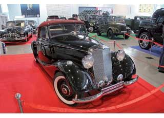 Mercedes-Benz 170 V скузовом кабриолет– очередное детище мастерской Zhukov Cars.