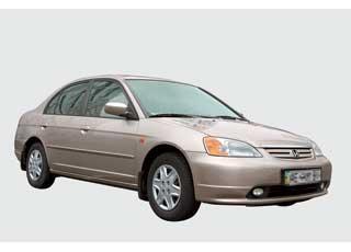Honda Civic 2001–2005 г. в.