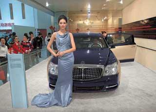 Прежде чем продать бренд Maybach китайской компании BYD, в Штутгарте решили повысить его стоимость и представили рестайлинговый Maybach 62.