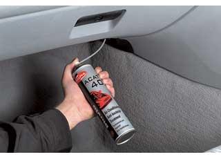 Стоимость дезинфекции радиатора испарителя в автосервисе– 250–400 грн., асамостоятельной– 60–150 грн.